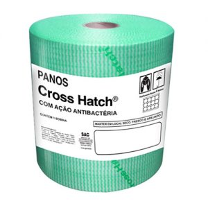 Cross Hatch Verde