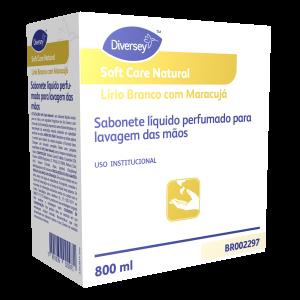 Soft Care Natural Lírio Branco com Maracujá